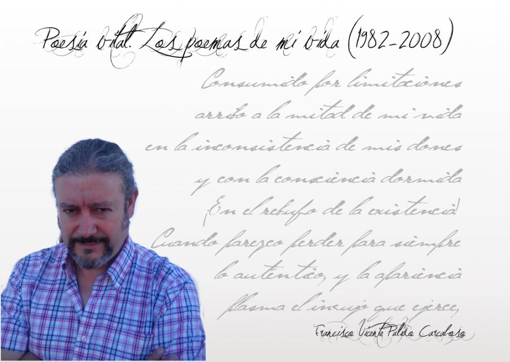 """Poesía vital de Francisco Pulido Francisco Pulido Francisco Pulido: """"La poesía es el hombre mismo conociendo su propia esencia"""". FichaAutor"""